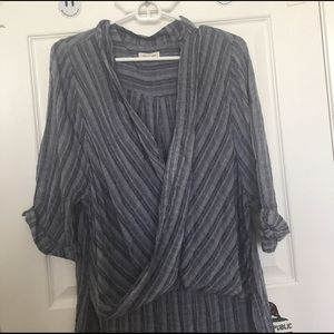 Urban Outfitters Drape Top