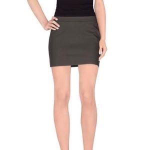 Patrizia Pepe Dresses & Skirts - NWT Patrizia Pepe Cool Wool Mini Skirt