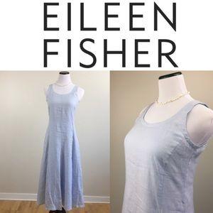 Eileen Fisher Dresses & Skirts - EILEEN FISHER 100% IRISH LINEN DRESS XS