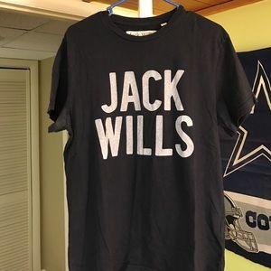 Jack Wills Tops - Jack Wills Navy Blue T-Shirt