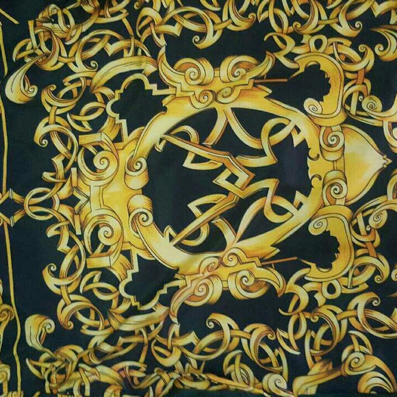 Versace Other - Authentic Silk Versace Shirt