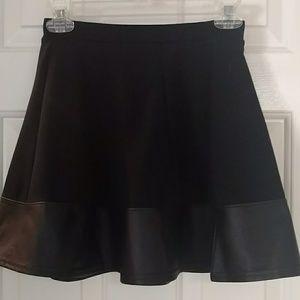 River Island Dresses & Skirts - River island black mini skirt