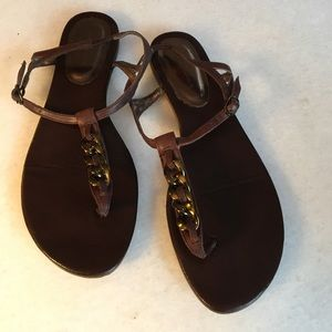 Banana Republic Shoes - Banana Republic Chain Sandals