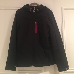 ZeroXposur Jackets & Blazers - Great sporty black jacket with red trim.