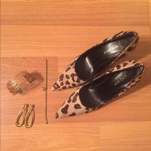 Nine West Shoes - Cheetah Girls Nine West Cheetah Print Pumps