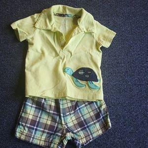 Carter's Other - 2 pc shorts set sz 3-6 mos
