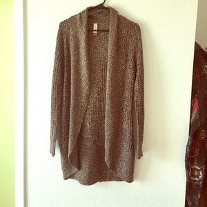 No Boundaries Sweaters - Cocoon cardigan