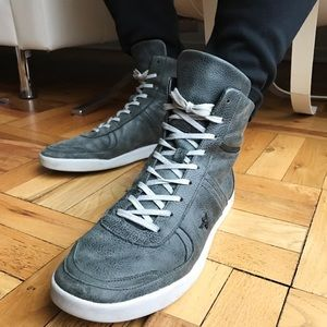 Creative Recreation Other - Creative Recreation gray leather sneakers