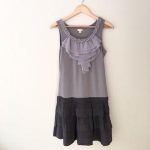 Ya Los Angeles Dresses & Skirts - Ya Los Angeles Ruffle Tank Dress