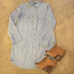 Charlotte Ronson Dresses & Skirts - Oxford Shirt Dress