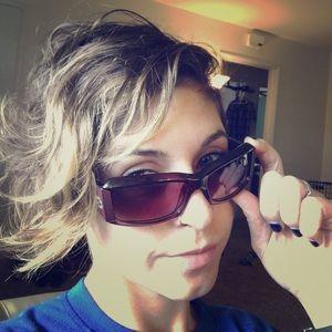 SPY Accessories - Spy Abbey Purple Sunglasses