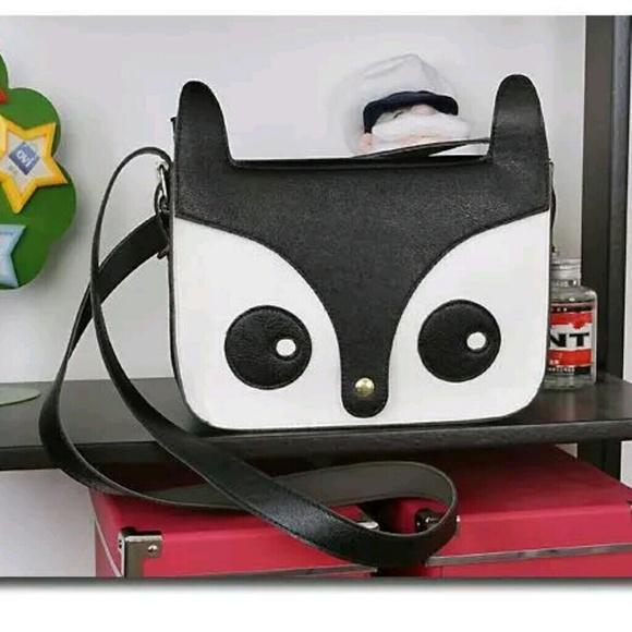 ModCloth Handbags - Modcloth Critter Me Timbers Owl Bag
