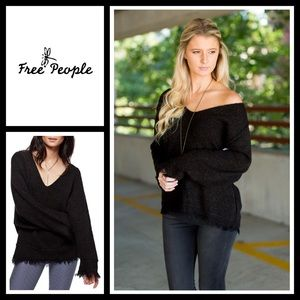 Free People Sweaters - *HP* Free People irresistible Fringe sweater