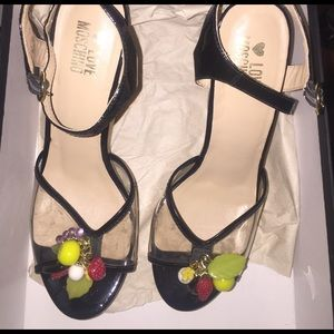 Love Moschino Shoes - Moschino wedges