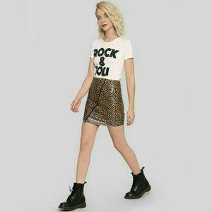Gypsy Warrior Dresses & Skirts - GYPSYWARRIOR Nancy Riot Mini Skirt Small