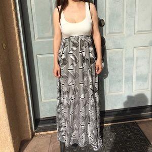 auditions Dresses & Skirts - Women sleeveless long maxi casual dress