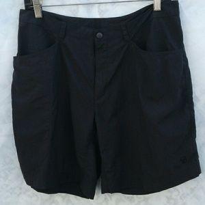 MOUNTAIN HARD WEAR  Pants - MOUNTAIN HARD WEAR WOMEN'S BLACK NYLON SHORTS