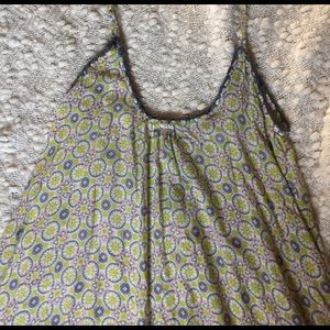 Tiare Hawaii Other - Tiare Hawaii Green Mandala Cover Up OS One Size