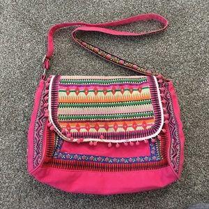 Antik Kraft Handbags - Crossbody Boho Bag