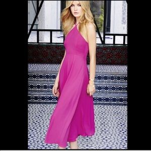 Lulu's Dresses & Skirts - Beautiful Lulu's Midi halter dress