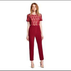 WD•NY Pants - Lace Jumpsuit | Size Medium | NWT