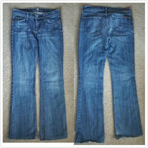 7 For All Mankind Denim - 7 for all mankind jeans 28X32