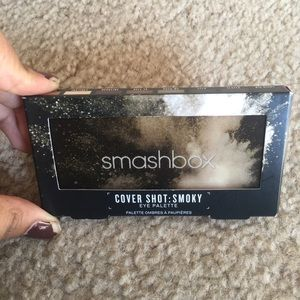 Smashbox Other - Smashbox Covershot Smoky Eyeshadow palette