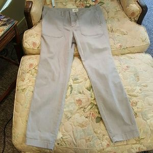 J. Crew Skinny ankle trousers
