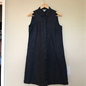 Garnet Hill  Dresses & Skirts - Garnet Hill Linen Dress