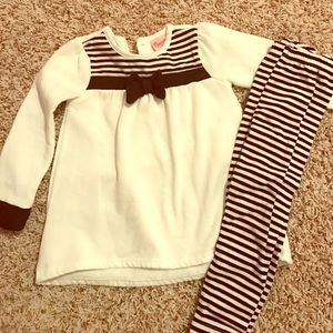 Nanette Baby Other - Size 4t leggings and top set