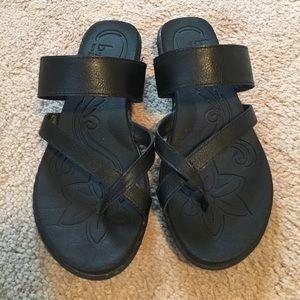 b.o.c. Shoes - b.o.c. black sandals!