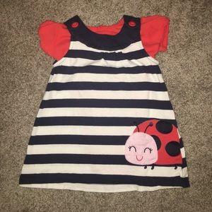 Carter's Other - Carter's ladybug dress