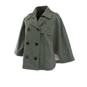 Calvin Klein Jackets & Blazers - Calvin Klein NWOT Green Double Breast Jacket small