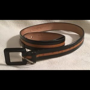 Price drop! Tanner Leather Goods (made in Italy)
