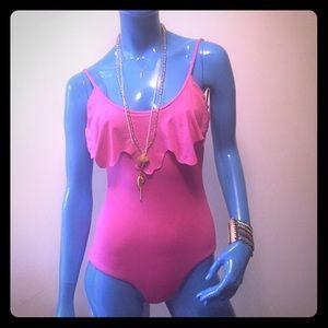 Gypsy05 NWT one piece swim suit/ leotard