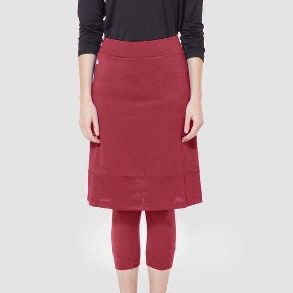 15a55635f9 Skirts | Snoga Modest Athletic Skirt | Poshmark