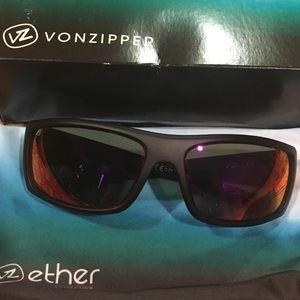 Von Zipper Other - Von Zipper Scissorkick Sunglasses