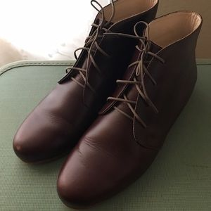 Nisolo Shoes - Nisolo Chukka Boots in Brandy