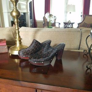 Rockport Shoes - Rockport Women's Katja Wood Bottom Clog