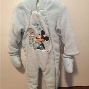 Disney Other - Final Price drop! Disney Snowsuit