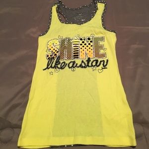Justice Other - Cute Justice tank top