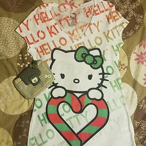 Hello Kitty Tops - Bundle of authentic Hello Kitty items