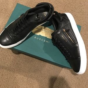 Buscemi Other - BUSCEMI - 50 MM Low Top, Leather Sneakers!