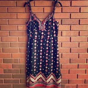 Anna Sui Dresses & Skirts - Anna Sui Silk Dress