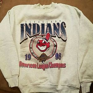 Fruit of the Loom Other - Cleveland Indians 1995 Champions Sweatshirt
