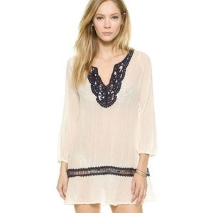 NWOT Eberjey Hippie Natalya Coverup - Small