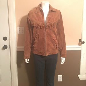 GAP Jackets & Blazers - Vintage Gap 100%leather jacket