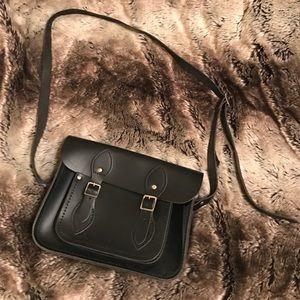 Cambridge Satchel Handbags - Cambridge Satchel Classic Satchel - Black