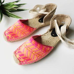 Soludos Shoes - RARE Soludos Mahlia Kent Espadrilles