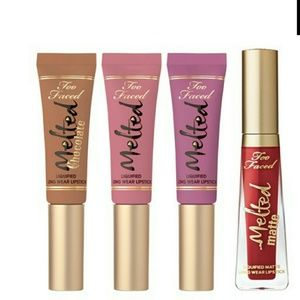 Too Faced Other - TOO FACED Limited Edition Merry Kissmas Melted Set